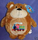 NEW KELLYTOYS BLANKET BUDDIES PLUSH BEAR PILLOW BLANKET
