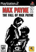 Max Payne 2: The Fall of Max Payne (Sony PlayStation 2, 2003)