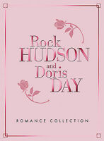 Rock Hudson And Doris Day Romance Collection 3 DVD Box Set Music Collection