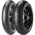 MZ Skorpion Tour Pirelli Diablo Rosso 2 Front Tyre (110/70 ZR17) 54W