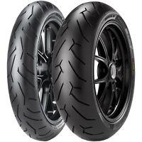 Triumph Speed Triple T 509 1997-98 Pirelli Diablo Rosso 2 D Front Tyre 58W