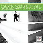 NEW String Quartets (Audio CD)
