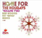 Home for The Holidays: Volume Two - Deep Grooves for Winter Nights (Audio CD)