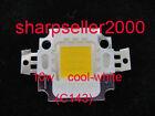 5pcs 10W LED Cool White High Power Bright 900LM LED Lamp SMD Bulb Chip 9-12V DC