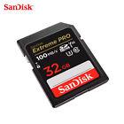 SanDisk Extreme PRO UHS-I U3 SDHC SDXC 16GB 32GB 64GB Flash Memory SD Card 95MB