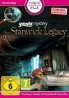 Youda Mystery: The Stanwick Legacy (PC, 2012, DVD-Box)