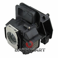 New Projector Lamp Housing EPSON V13H010L50 ELPLP50 EB-84E EB-84 EB-84HE