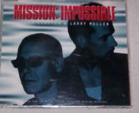 ADAM CLAYTON & LARRY MULLEN - THEME FROM MISSION : IMPOSSIBLE - M-CD - 1996