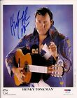 Honky Tonk Man Signed WWE WWF 8x10 Photo PSA/DNA COA Superstar Picture Autograph