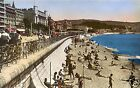 06 - cpsm - NICE - La plage à l'heure du bain