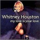 Whitney Houston - My Love Is Your Love (1998) CD NEW SPEEDYPOST