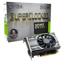 EVGA GeForce GTX 1050 Ti SC GAMING, 4GB GDDR5, DX12 OSD Support (PXOC) (04G-P4-6