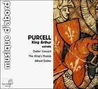 NEW Purcell: King Arthur, excerpts (Audio CD)