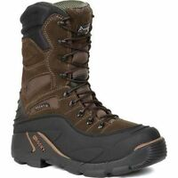 Rocky BlizzardStalker PRO Mens Brown Waterproof Insulated Hunting Boot FQ0005454