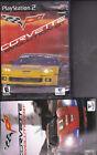 Corvette Evolution GT Sony PlayStation 2, 2006 complete