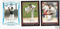 2008 Bowman Baseball Lot - You Pick - Includes Draft Prospects & Stars