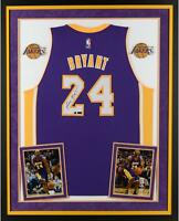 Autographed Kobe Bryant Lakers Jersey Fanatics Authentic COA Item#6764337