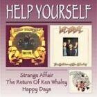 Help Yourself - Strange Affair/Return of Ken Whaley/Happy Days (2007) 2CD NEW