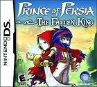 Prince of Persia: The Fallen King (Nintendo DS, 2008) CART ONLY