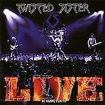 Twisted Sister - Live at Hammersmith (2012)  2CD  NEW/SEALED  SPEEDYPOST