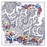 Versace 19.69 V1969020 05 Foulard donna Multicolore IT