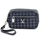 Versace 19.69 ART 01 STAMPA BLU Borsa uomo Multicolore IT