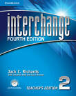USED (GD) Interchange Level 2 Teacher's Edition with Assessment Audio CD/CD-ROM