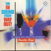 BEASTIE BOYS IN SOUNDS FROM WAY OUT  13 TRACKS