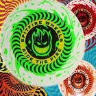 SPITFIRE WHEELS Adhesivo de skateboard - PSYCHO Espiral / Llama Head LOGOS -
