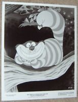 ALICE IN WONDERLAND  black and white print - DISNEY # 3 - THE CHESHIRE CAT