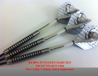 23g R4 Tungsten Darts Set, Harrows Supergrips Stems & Graflite Flights & Wallet
