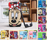 Disney Minnie Mickey Stitch Apple iPhone 4 5 6 7 8 + Front & Back Case Cover