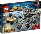 New Lego Super Heroes 76003 Superman Battle of Smallville 418 Pieces