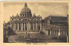 Italie - cpa - ROMA - Basilica di S. Pietro (1041)