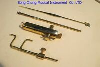 4pcs various Violin tools,,soundpost Gauge/setter and  purfle  cutter