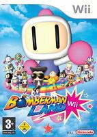 Bomberman Land (Nintendo Wii, 2008, DVD-Box) SELTEN! RAR!