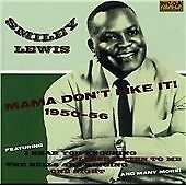 Smiley Lewis - Mama Don't Like It! 1950-1956 (2010)  CD  NEW  SPEEDYPOST