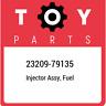 2320979135 Toyota Injector Set Fuel 23209-79135, Genuine OEM Part