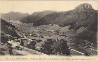 63 - cpa - Vallée du Mont Doré et le Capucin