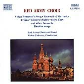 Red Army Choir: Russian Favourites, Red Army Choir, Very Good CD