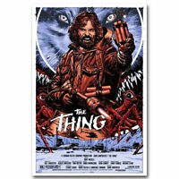 119088 The Thing Classic Horror Movie Decor WALL PRINT POSTER FR
