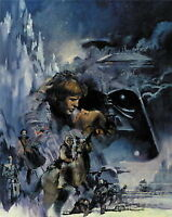 130649 Star wars The empire strikes back Decor WALL PRINT POSTER FR