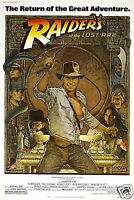 130205 Raiders of the lost ark Decor WALL PRINT POSTER AU