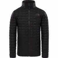 The North Face Thermoball Mens Jacket Synthetic Fill - Tnf Black Matte All Sizes