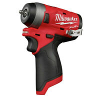Milwaukee 2552-20 M12 FUEL Li-Ion 1/4 in. Stubby Impact Wrench (BT) New