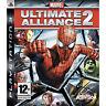 Marvel: Ultimate Alliance 2 (Sony PlayStation 3, 2009)