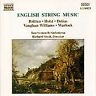 English String Music, New Music