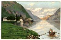MAILICK AK 1900 METZ Lithografie * ARTIST SIGNED