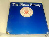 Jack De Leon Firsta Family 1972 Poppy Records Sealed LP
