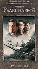 Pearl Harbor (VHS, 2001, 2-Tape Set, Pan  Scan 60th Anniversary Commemorative Edition)